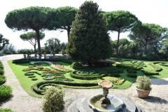 Giardini delle Ville Pontificie di Castel Gandolfo