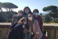 Giardini delle Ville Pontificie